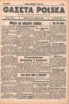 Gazeta Polska: codzienne pismo polsko-katolickie dla wszystkich stanów 1934.07.23 R.38 Nr166