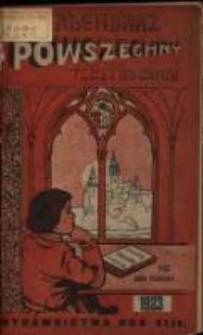 Kalendarz Powszechny Ilustrowany na rok 1923.