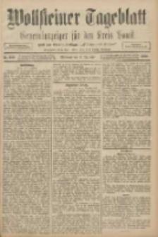"""Wollsteiner Tageblatt: Generalanzeiger für den Kreis Bomst: mit der Gratis-Beilage: """"Blätter und Blüten"""" 1908.12.09 Nr289"""