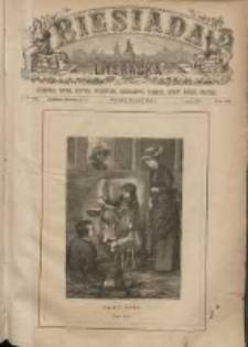Biesiada Literacka 1886 t.21 nr533