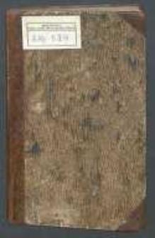 Wierszyki moralne o podcziwości czyli Manualik podcziwego człowieka z francuskiey prozy na rymy polskie odmieniony [...] w Warszawie 1776 przez xiędza Marcina Eysymonta scholarum piarum