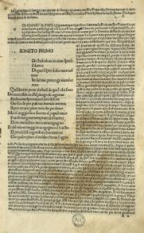 Trionfi e Canzoniere, cum commentis Bernardi Lapini, Francisci Philelphi, Hieronymi Squarzafici. II.