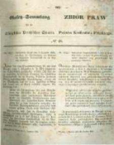 Gesetz-Sammlung für die Königlichen Preussischen Staaten. 1854.12.14 No48