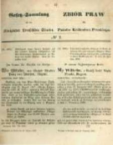 Gesetz-Sammlung für die Königlichen Preussischen Staaten. 1859.01.18 No2