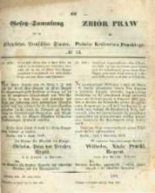 Gesetz-Sammlung für die Königlichen Preussischen Staaten. 1859.05.12 No13