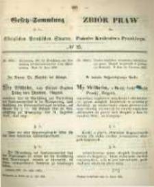 Gesetz-Sammlung für die Königlichen Preussischen Staaten. 1859.07.12 No25