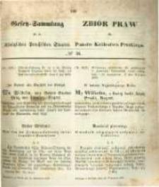 Gesetz-Sammlung für die Königlichen Preussischen Staaten. 1859.09.30 No36