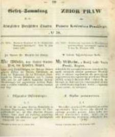 Gesetz-Sammlung für die Königlichen Preussischen Staaten. 1859.10.19 No38