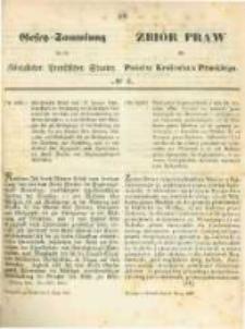 Gesetz-Sammlung für die Königlichen Preussischen Staaten. 1866.03.06 No6