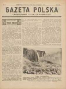 Gazeta Polska: ilustrowany dodatek niedzielny 1936.01.19 R.3 Nr3