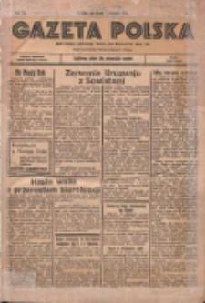 Gazeta Polska: codzienne pismo polsko-katolickie dla wszystkich stanów 1936.01.01 R.40 Nr1