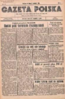 Gazeta Polska: codzienne pismo polsko-katolickie dla wszystkich stanów 1936.01.08 R.40 Nr5