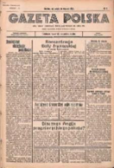 Gazeta Polska: codzienne pismo polsko-katolickie dla wszystkich stanów 1936.01.11 R.40 Nr8