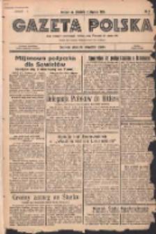 Gazeta Polska: codzienne pismo polsko-katolickie dla wszystkich stanów 1936.01.12 R.40 Nr9