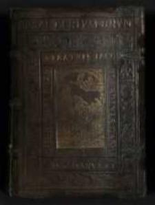 Psalterium. Lat. Ed. Bruno ep. Herbipolensis