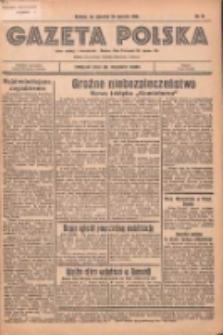 Gazeta Polska: codzienne pismo polsko-katolickie dla wszystkich stanów 1936.01.23 R.40 Nr18