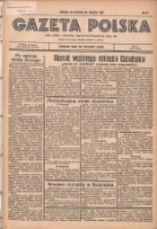 Gazeta Polska: codzienne pismo polsko-katolickie dla wszystkich stanów 1936.01.26 R.40 Nr21
