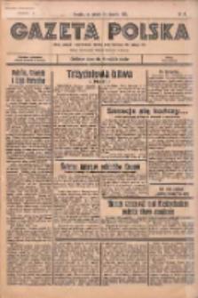 Gazeta Polska: codzienne pismo polsko-katolickie dla wszystkich stanów 1936.01.28 R.40 Nr22