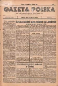 Gazeta Polska: codzienne pismo polsko-katolickie dla wszystkich stanów 1936.01.30 R.40 Nr24