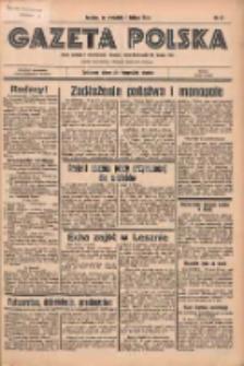Gazeta Polska: codzienne pismo polsko-katolickie dla wszystkich stanów 1936.02.02 R.40 Nr27
