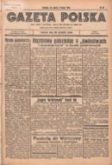Gazeta Polska: codzienne pismo polsko-katolickie dla wszystkich stanów 1936.02.08 R40 Nr32