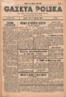 Gazeta Polska: codzienne pismo polsko-katolickie dla wszystkich stanów 1936.02.09 R.40 Nr33