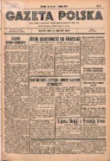 Gazeta Polska: codzienne pismo polsko-katolickie dla wszystkich stanów 1936.02.14 R.40 Nr37