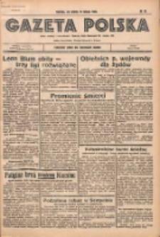 Gazeta Polska: codzienne pismo polsko-katolickie dla wszystkich stanów 1936.02.15 R.40 Nr38