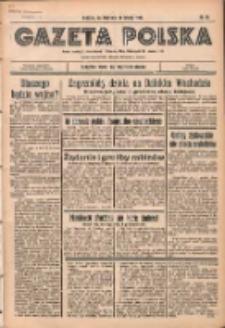 Gazeta Polska: codzienne pismo polsko-katolickie dla wszystkich stanów 1936.02.16 R.40 Nr39