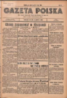 Gazeta Polska: codzienne pismo polsko-katolickie dla wszystkich stanów 1936.02.23 R.40 Nr45