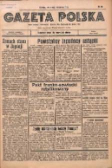 Gazeta Polska: codzienne pismo polsko-katolickie dla wszystkich stanów 1936.02.29 R.40 Nr50