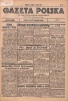 Gazeta Polska: codzienne pismo polsko-katolickie dla wszystkich stanów 1936.03.06 R.40 Nr55