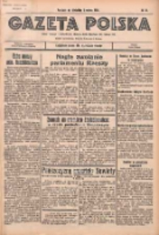 Gazeta Polska: codzienne pismo polsko-katolickie dla wszystkich stanów 1936.03.08 R.40 Nr57