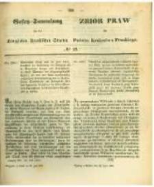 Gesetz-Sammlung für die Königlichen Preussischen Staaten. 1862.07.28 No25