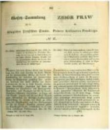 Gesetz-Sammlung für die Königlichen Preussischen Staaten. 1862.08.23 No27