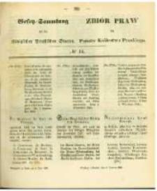 Gesetz-Sammlung für die Königlichen Preussischen Staaten. 1863.06.06 No15