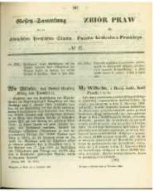 Gesetz-Sammlung für die Königlichen Preussischen Staaten. 1863.09.04 No27