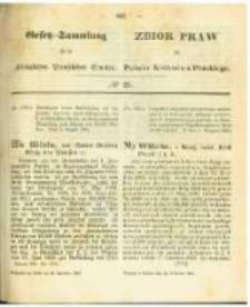 Gesetz-Sammlung für die Königlichen Preussischen Staaten. 1863.09.24 No29
