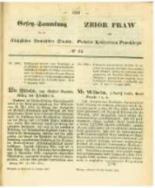 Gesetz-Sammlung für die Königlichen Preussischen Staaten. 1863.12.31 No44