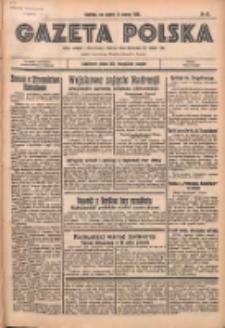 Gazeta Polska: codzienne pismo polsko-katolickie dla wszystkich stanów 1936.03.13 R.40 Nr61
