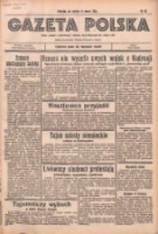 Gazeta Polska: codzienne pismo polsko-katolickie dla wszystkich stanów 1936.03.14 R.40 Nr62