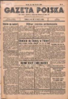 Gazeta Polska: codzienne pismo polsko-katolickie dla wszystkich stanów 1936.03.18 R.40 Nr65