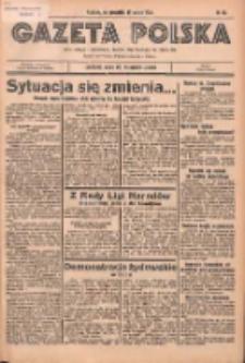 Gazeta Polska: codzienne pismo polsko-katolickie dla wszystkich stanów 1936.03.19 R.40 Nr66