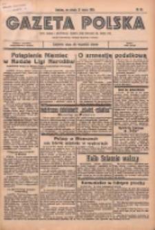Gazeta Polska: codzienne pismo polsko-katolickie dla wszystkich stanów 1936.03.11 R.40 Nr68