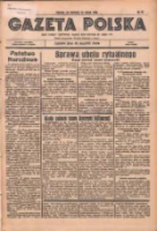 Gazeta Polska: codzienne pismo polsko-katolickie dla wszystkich stanów 1936.03.22 R.40 Nr69