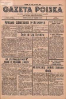 Gazeta Polska: codzienne pismo polsko-katolickie dla wszystkich stanów 1936.03.25 R.40 Nr71