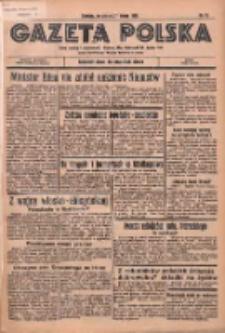 Gazeta Polska: codzienne pismo polsko-katolickie dla wszystkich stanów 1936.03.27 R.40 Nr73