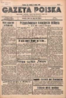 Gazeta Polska: codzienne pismo polsko-katolickie dla wszystkich stanów 1936.03.29 R.40 Nr75