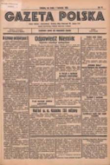 Gazeta Polska: codzienne pismo polsko-katolickie dla wszystkich stanów 1936.04.01 R.40 Nr77