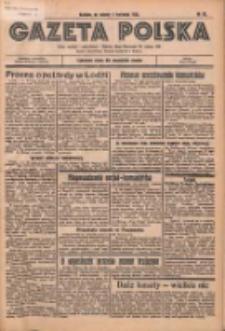 Gazeta Polska: codzienne pismo polsko-katolickie dla wszystkich stanów 1936.04.04 R.40 Nr80